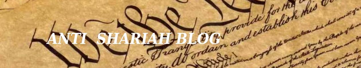Anti Shariah Blog